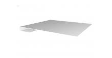 Металлические доборные элементы для фасада в Муроме Планка завершающая простая 65мм
