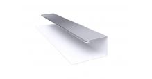 Металлические доборные элементы для фасада в Муроме Планка П-образная/завершающая сложная 20х30