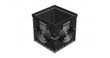 Дренажные системы Gidrolica в Муроме Точечный дренаж. Дождеприемник пластиковый 300*300
