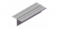 Фасадные профили GrandLine в Муроме Профиль вертикальный Т-образный
