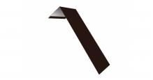 Металлические доборные элементы для фасада в Муроме Планка лобовая/околооконная простая 190х50